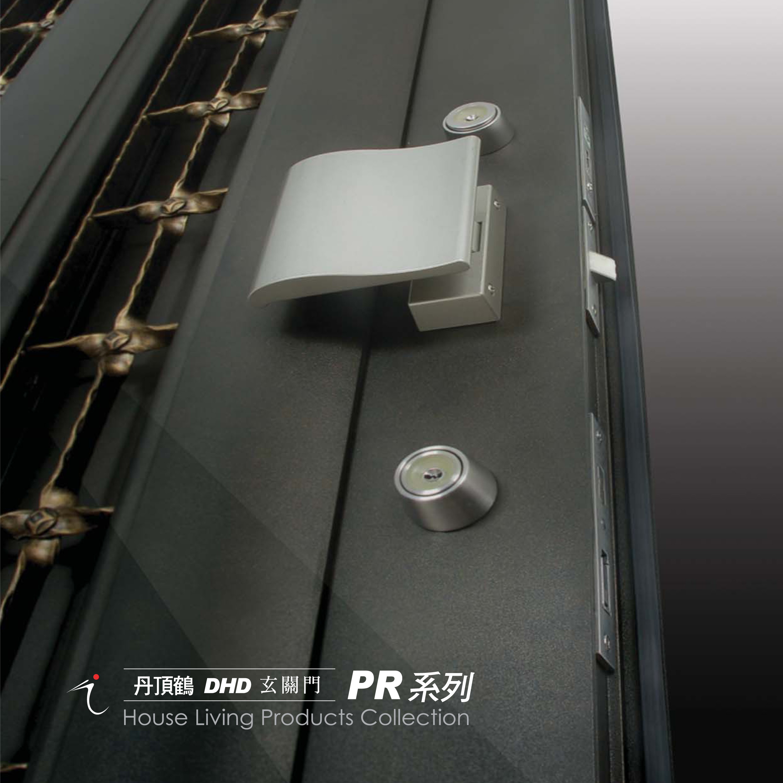 丹頂鶴鋁合金門系列-PR系列